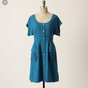 Staysail Maeve Blue Dress